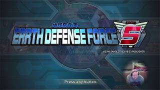 Rivilboss's Livestream Playing Some Earth Defense Force 5