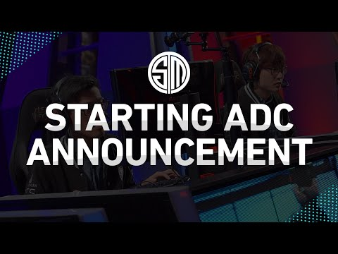 TSM chooses WildTurtle as starting ADC