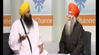 150412 Special talk show with Sant Baba Baljit Singh Daduwal Ji