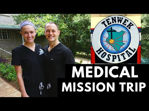 Medical Mission Trip in Kenya | Tenwek Hospital