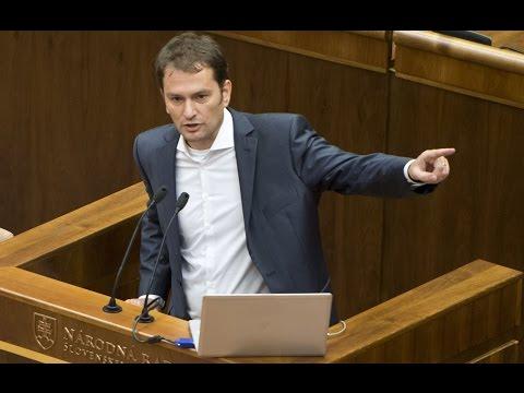 Matovič pri voľbe šéfa NKÚ: Neuprednostňujte vlastné ego pred záujmami Slovenska