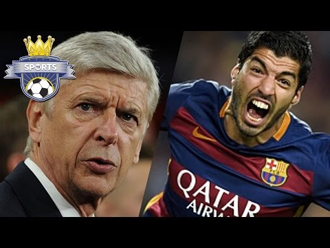 SUAREZ Late Goal Saves Barcelona, Arsenal AND Chelsea Fail To Win [Fire Arsene Wenger?]