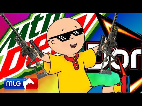 Caillou Theme Song (TRAP REMIX)