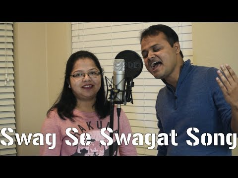 Swag Se Swagat Song || Cover || Tiger...