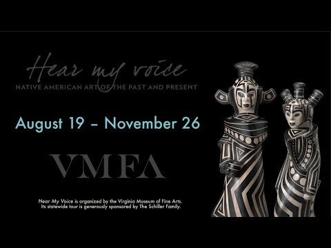 Hear My Voice: Native American Art of the Past and Present