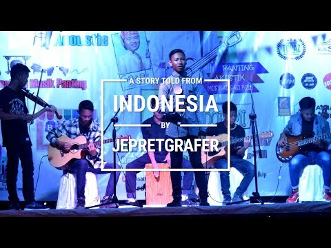 Ampat Si Ampat Lima, Banjar Song by Dewcoustic - Acoustic Music Festival 2017