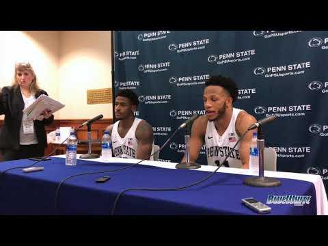 Penn State Nittany Lions Basketball: Izaiah Brockington And Lamar Stevens