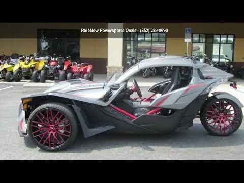2018 Polaris Slingshot® Slingshot® Grand Touring LE