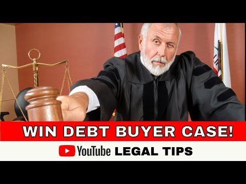 win-debt-buyer-lawsuits-[use-their-evidence-against-them]