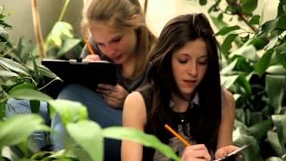 INQUIRE - как сделать уроки ботаники увлекательными... (7min)