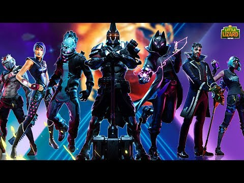 FORTNITE SEASON X HAS ARRIVED