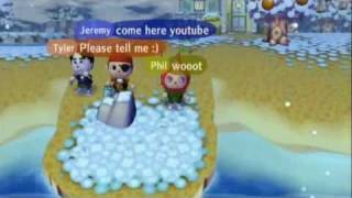Animal Crossing Online - Fishing Contest