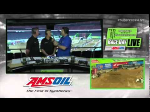 Race Day LIVE 2015 - Round 14 - Houston, TX at NRG Stadium