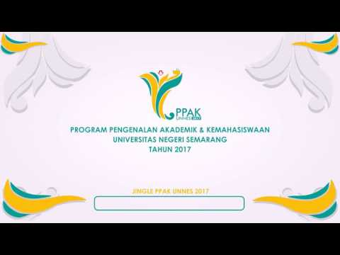 Jingle PPAK Unnes 2017