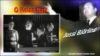 Jussi Björling - O Helga Natt -