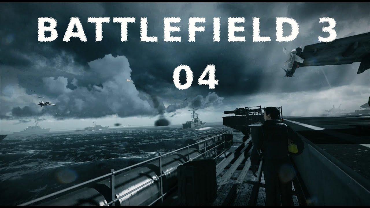 Download Let´s Play BATTLEFIELD 3 #04 [Deutsch][HD]: Al Bashir sein Tag [Xbox 360 / 1080p]