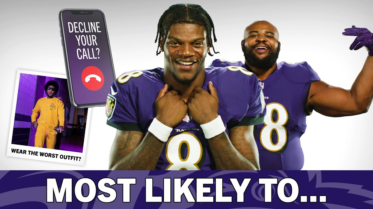 Late for Work 9/16: Ravens Named Among Teams Who Could ...