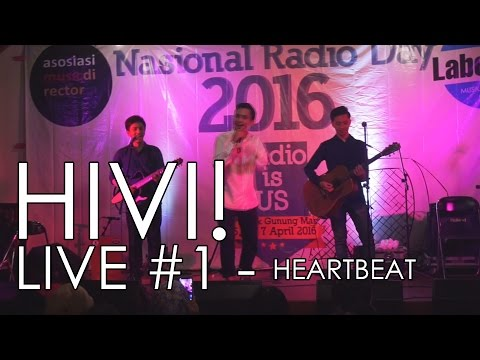 HIVI!  - HEARTBEAT (LIVE AT NRD 2016)