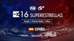 Gran Turismo Sport Top 16 Superestrellas - Ronda 7 - EMEA [Español]