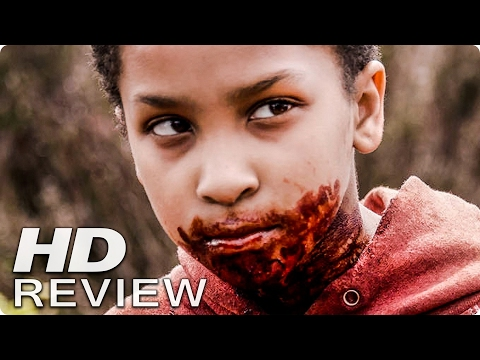 Thumbnail: THE GIRL WITH ALL THE GIFTS Kritik Review (2017)