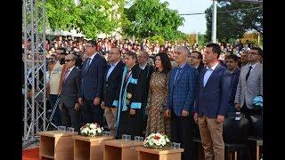 2018-2019 Mezuniyet Töreni - Çorlu Mühendislik Fakültesi