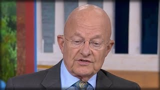 BREAKING: JAMES CLAPPER JUST REVEALED SOMETHING UNFORGIVABLE ABOUT MANAFORT WIRETAP
