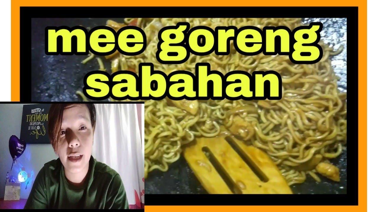resepi mee goreng ayam  mudah youtube Resepi Mee Goreng Ratna Enak dan Mudah