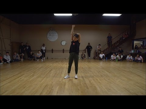 "Taryn Cheng Choreography | ""idontwannabeyouanymore"" by Billie Eilish"