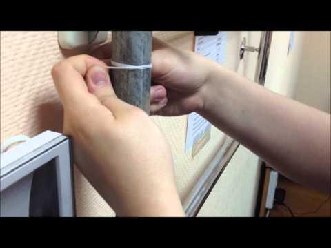 Как измерить диаметр стояка