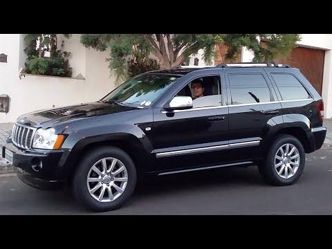 O Carro Da Semana Jeep Grand Cherokee Overland 2006 Youtube