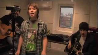 Robin - Frontside Ollie (akustisesti Radio Novassa)