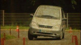 Vor 20 Jahren: Probleme bei der Mercedes-A-Klasse