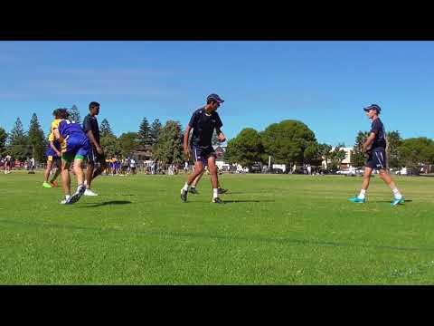 VIC 15s vs ACT - Video 1/4 - Pan Pacific Games 2017
