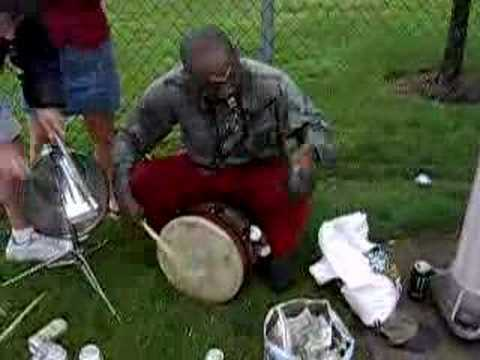 Indianapolis 500 2007 - Street Musician