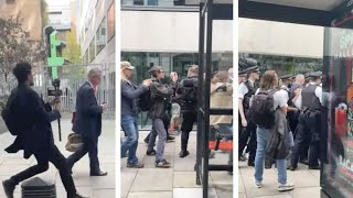 video: The mob who attacked Michael Gove are an embarrassment to Britain