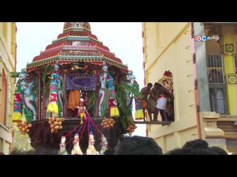 Aalaya Tharisanam-vallipuram Aalvar Rathotsavam | ஆலய தரிசனம் | IBC Tamil TV