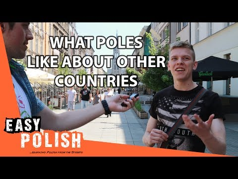 What Poles like about other cultures | Easy Polish 57