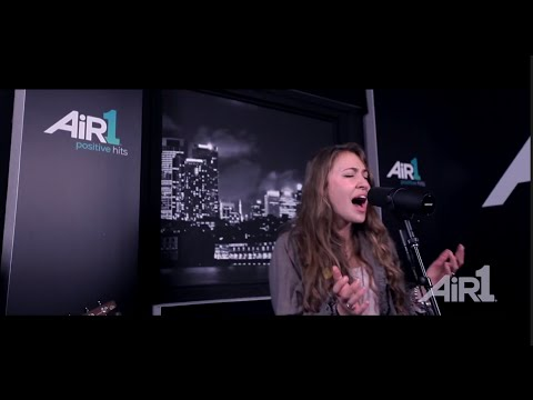 "Lauren Daigle ""How Can It Be"" LIVE At Air1"