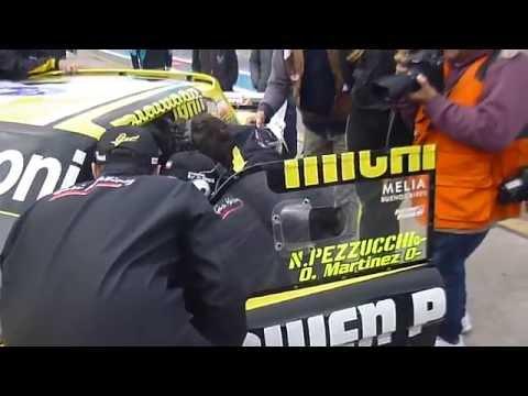 Pezzucchi entrenó en el Ford del Gurí