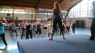 """Chumbawamba-Tubthumping"" (Toning) Raquel Call Fitness 2013"
