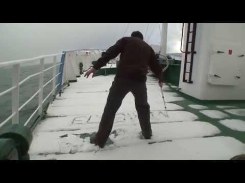 Elysium Epic - Shackleton Antarctic Visual Epic : part 1 - Prof Mochanov