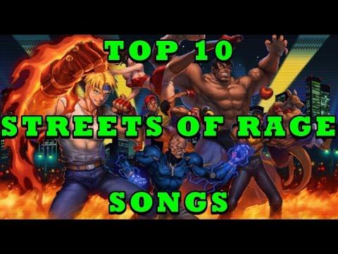 DBPG: Top 10 Streets of Rage Songs