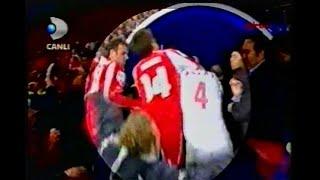 Türkiye 4-2 İsviçre (16.11.2005) [2006 Dünya Kupası Playoff 2.Maçı]