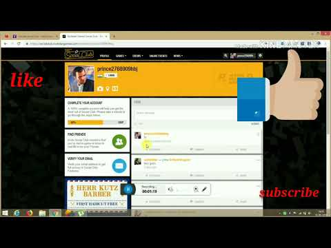 GTA  Online, how to join rockstar social club; by  Tech for you - Friends