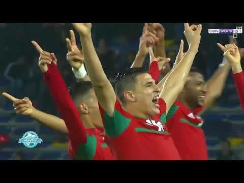 Maroc vs Nigeria 4 - 0 Final du CHAN 2018