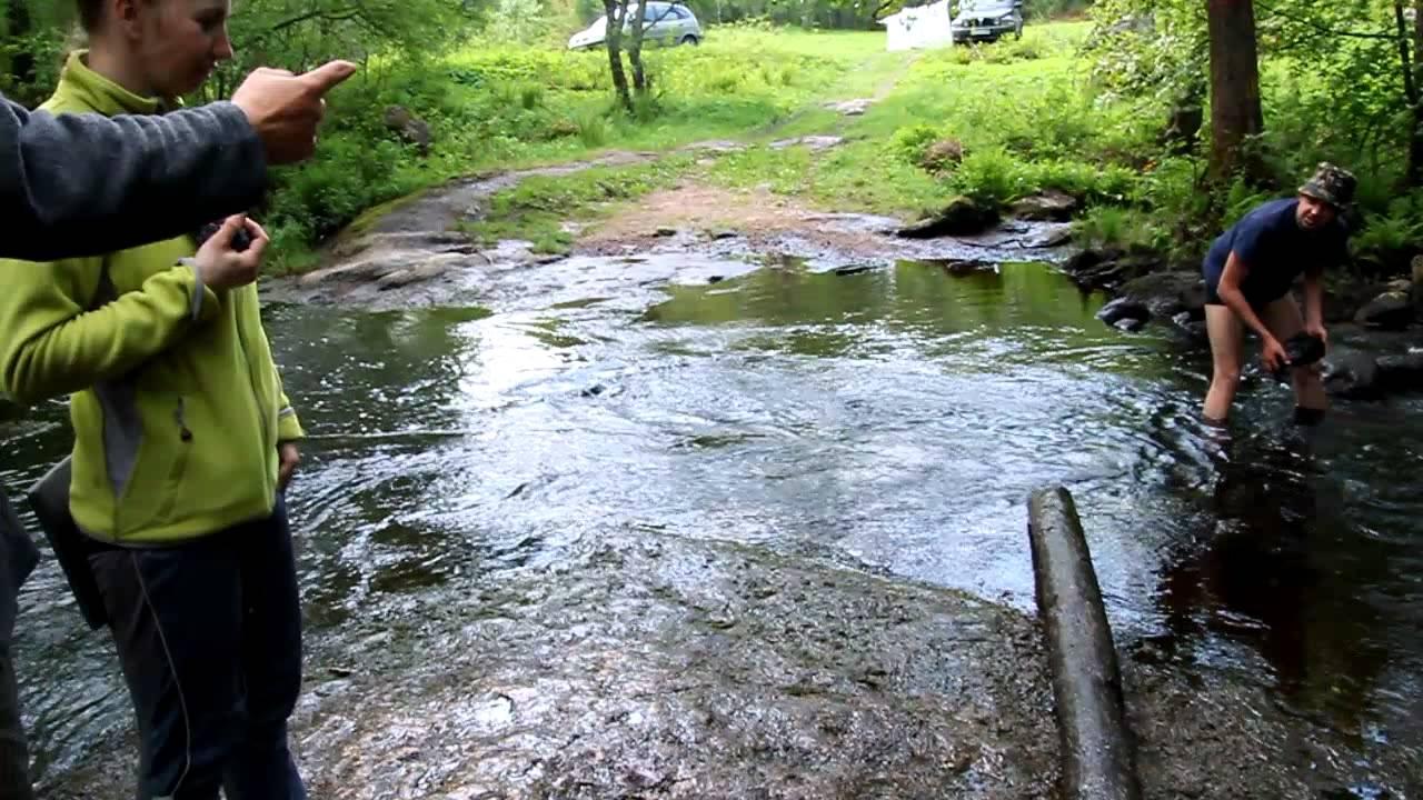 Как сделать плотину на ручье своими 939