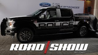 Ford Builds Law Enforcement The F-150 Of Their Dreams