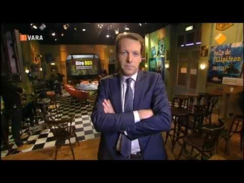 Herman van der Zandt doet Matthijs van Nieuwkerk (18-11-2013)