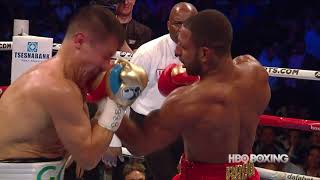 Gennady Golovkin vs  Kell Brook  WCB Highlights HBO Boxing