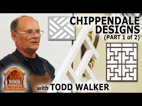 Chippendale Designs (Part 1)